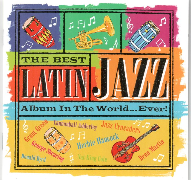 Fshare] - Various - The Best Latin Jazz Album In The World Ever