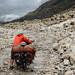 Flooded Road, Spiti Valley by worldbiking.info