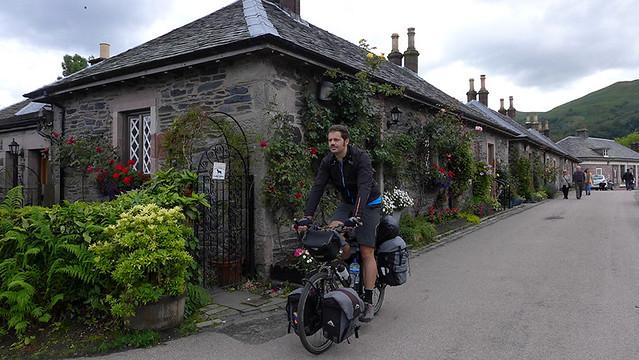 bisikletle iskoçya bike scotland 2