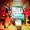 First photo in Instagram! @sultansofstring and autorickshaw