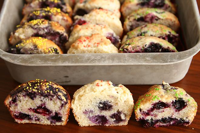 blueberry muffin comparison 10