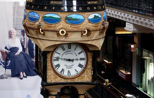The Great Australian Clock,QVB Sydney.