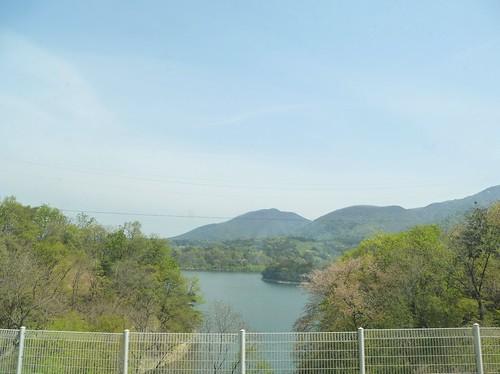 Co-Gyeongju-Côte Est-route (1)