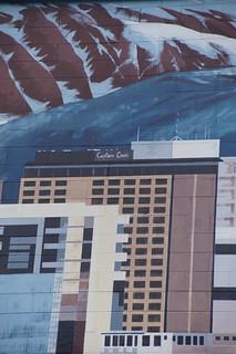 031 Muurschildering Anchorage