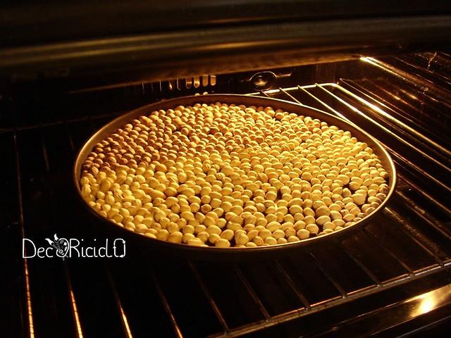 4. essiccare in forno