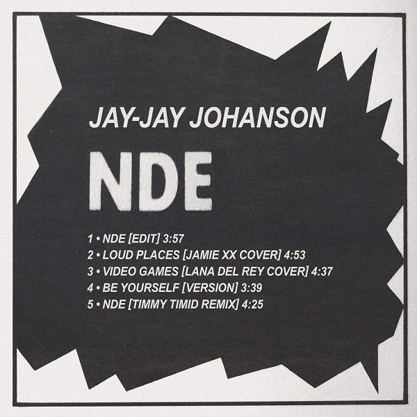 Jay-Jay Johanson - NDE