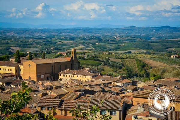Countryside of Tuscany