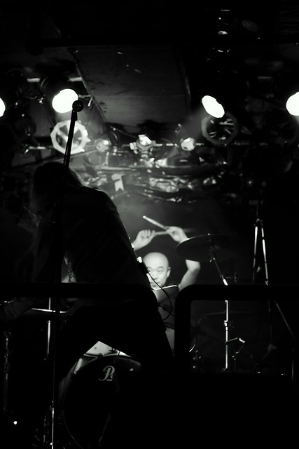 Bubble No.7 live at Outbreak, Tokyo, 29 Sep 2015. 052