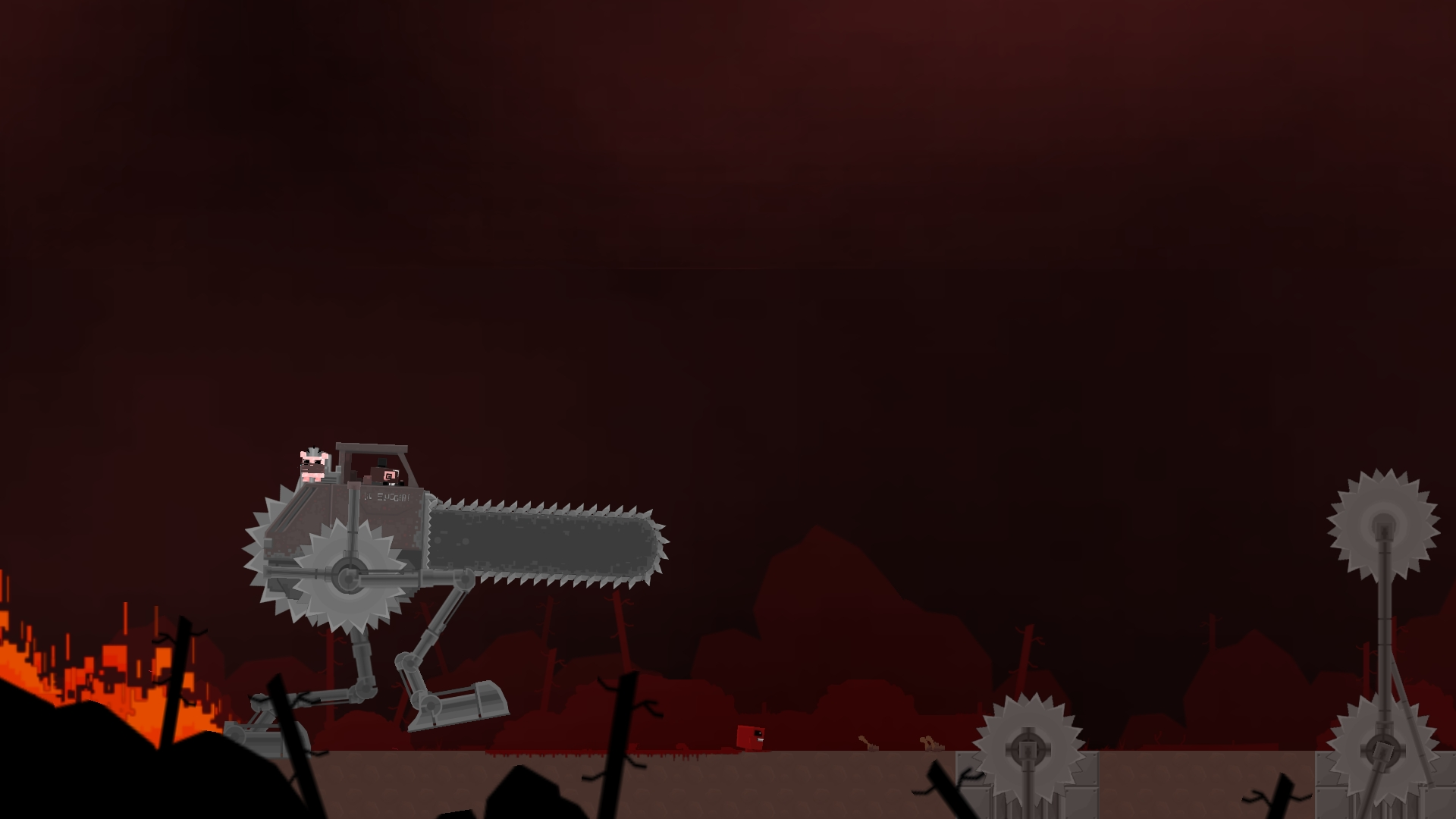 Super Meat Boy Hits Ps4 Ps Vita Next Week With A Brand New