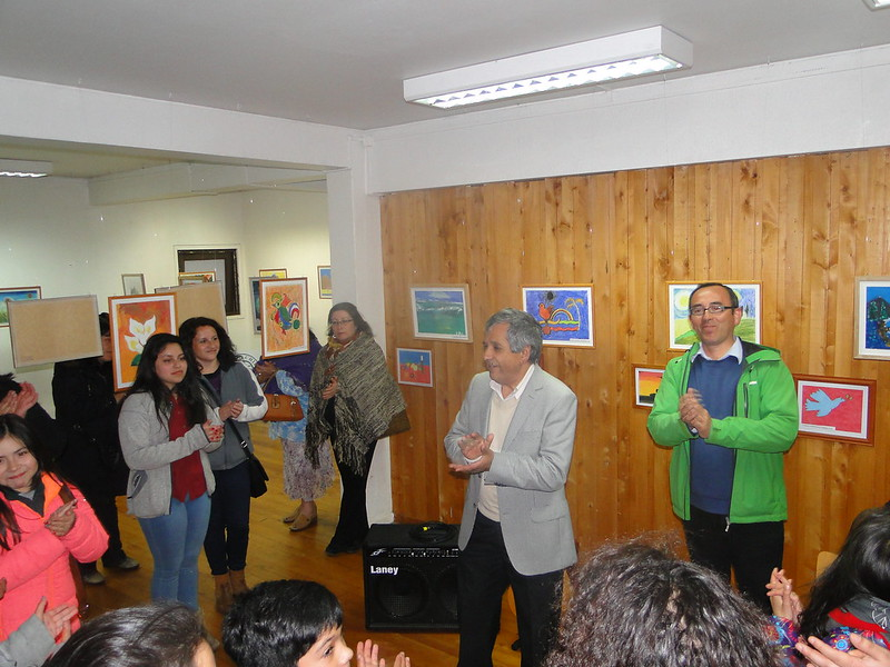 EXPOSICION TALLER DE ARTE 2014