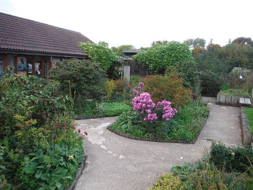 Garden of Langdon Visitor Centre
