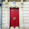 Red door. Number 1. #PARIS  #Batignolles  #topparisphoto #IgersParis