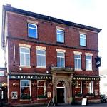 The Brook Tavern, Brook Street, Preston, Lancashire.