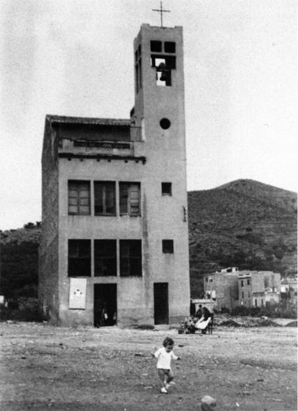 15j07 La parròquia de Sant Mateu als anys 60