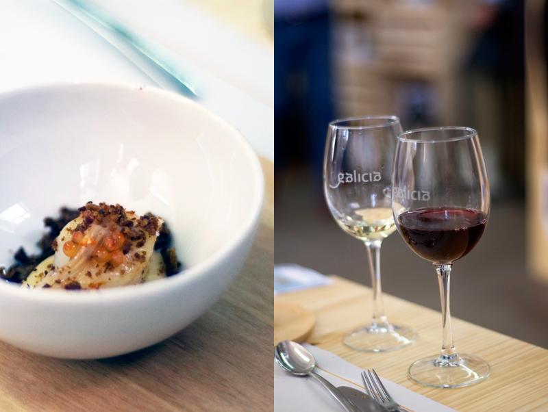 Come como um galego, Galiza em Lisboa