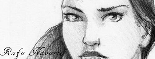 rostro femenino-detalle