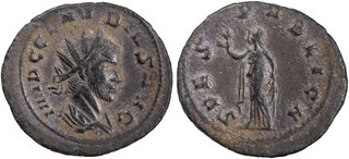 Claudius antoninianus