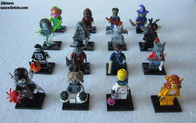 Lego Minifigures S14 p7