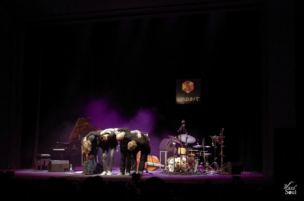 Adam Bałdych & Helge Lien Trio - Wrocław 2015