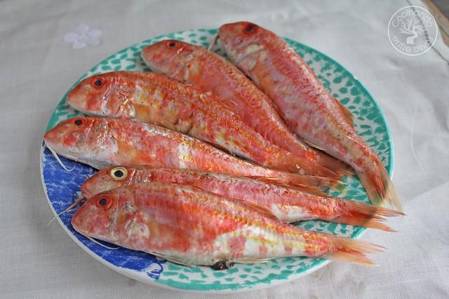 Salmonetes al horno www.cocinandoentreolivos.com (2)