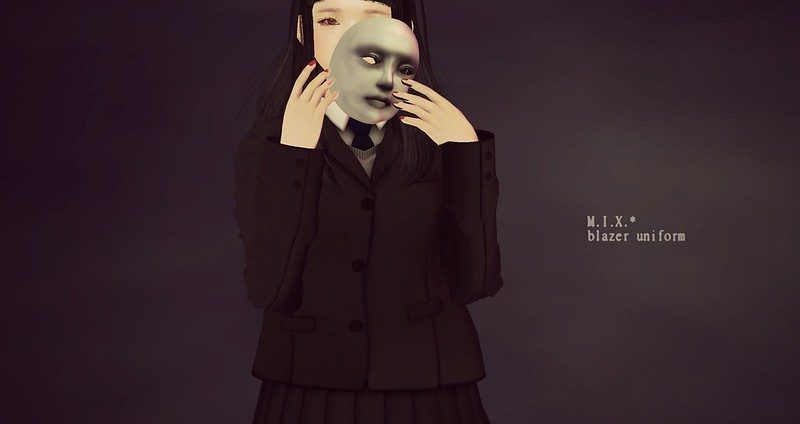 M.I.X.*blazer uniform@SaNaRae OPEN!