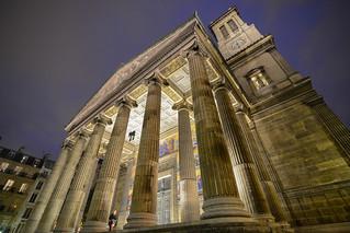 Image of Église de la Madeleine.