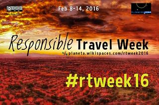 Everyone's invited! Responsible Travel Week 2016