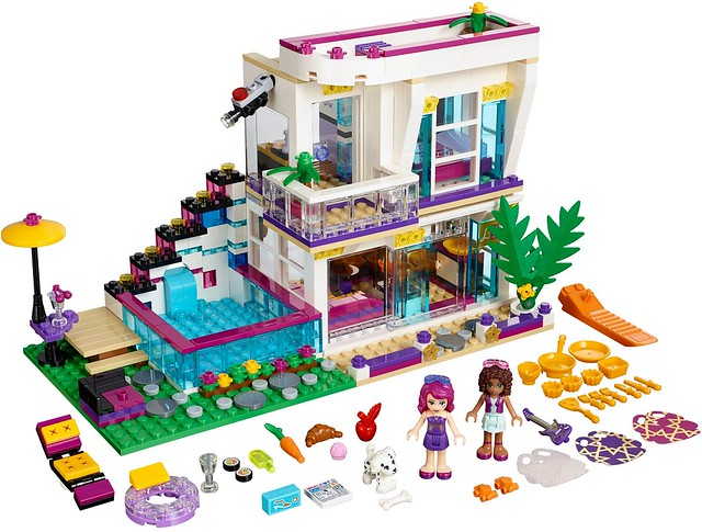 Livi-s-Pop-Star-House-set-main-41135