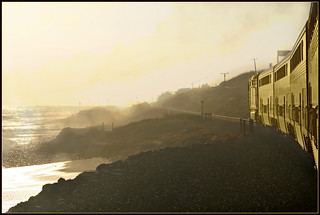 Pacific Surfliner @ Sunset