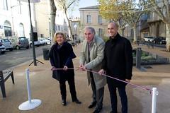 mar, 01/12/2015 - 11:36 - place De Lattre de Tassigny - place De Lattre de Tassigny  création d'un jardin
