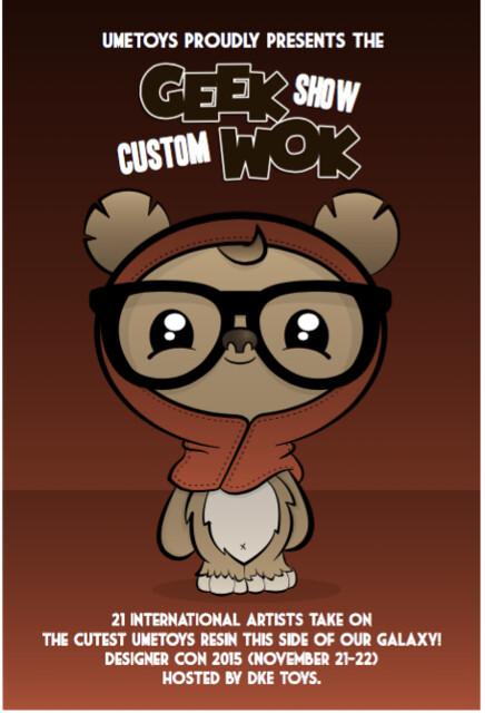Custom GeekWok Show