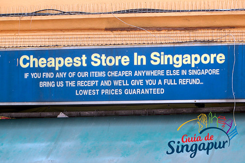 cheapest store in singapore