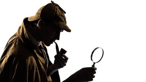 Sherlock Holmes - drawing 1