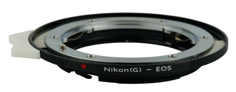 Nikon(G)-EOS Lens Mount Adapter
