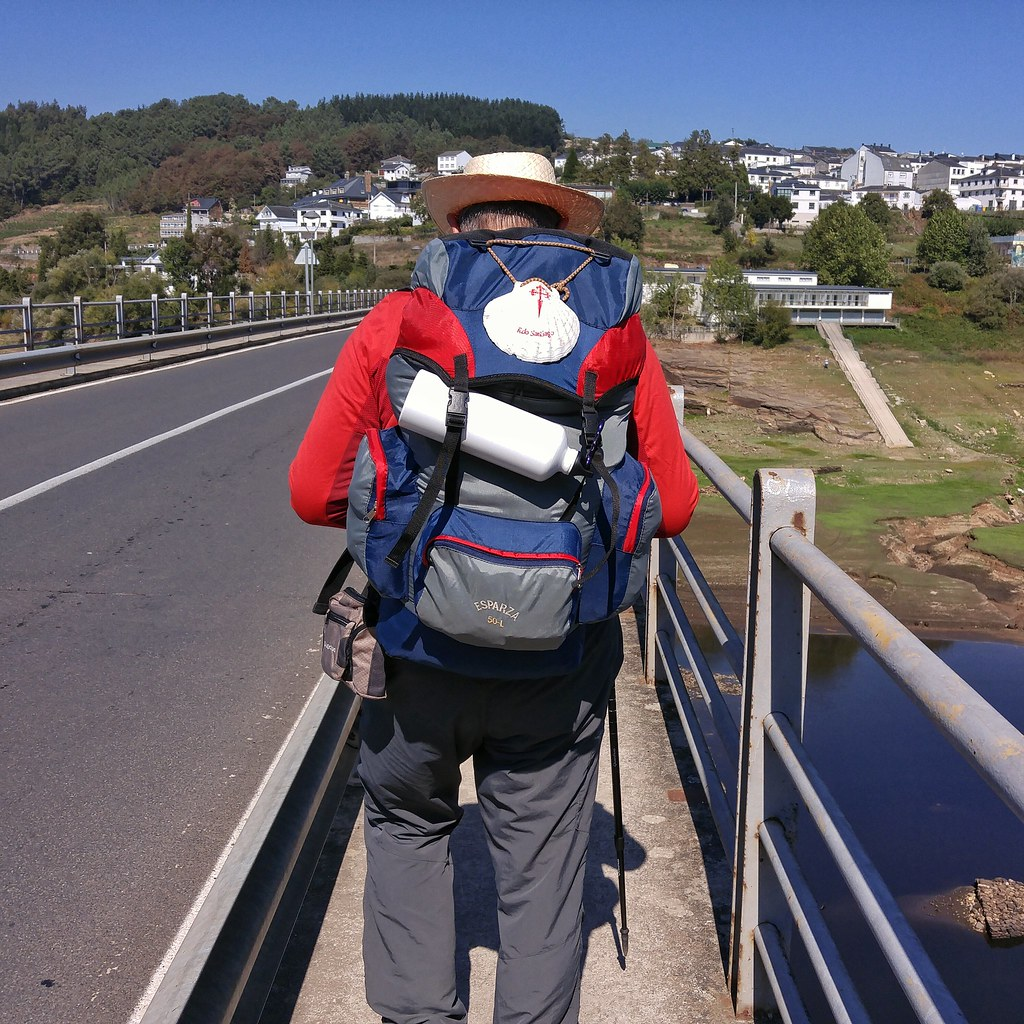 A Day in the Life of a Camino Pilgrim