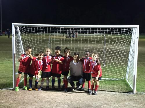 Henry's team photo