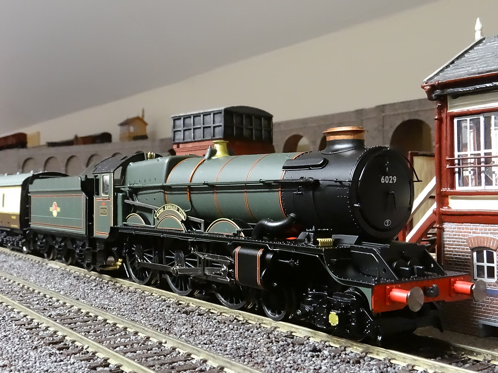 1961 and all that - Hornby King Edward VIII - RMweb