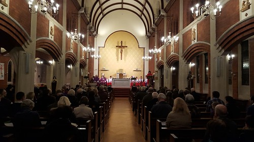 151206 - New Tabernacle blessed at Tonbridge