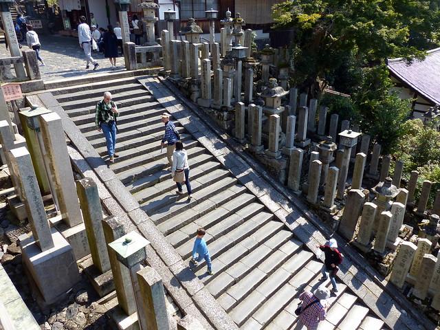 Leaving Nigatsu-dō
