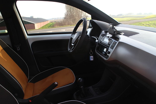 Volkswagen up! TSI interieur | by Petrolhead Tom