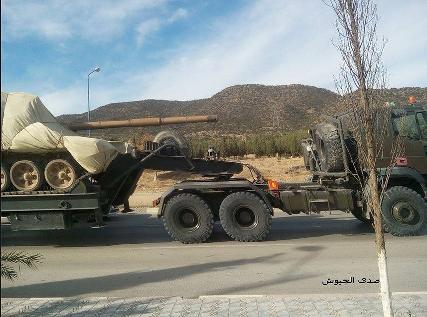 2015 - الجزائر تستلم حزمة ثالثة  من  [ دبابات T-90  ]   - صفحة 13 31496750882_e7612f886e_b