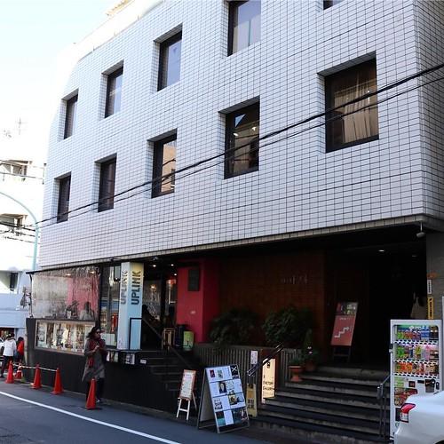 アップリンク渋谷、久しぶり。