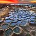 Tide Pools Sunset by David Shield Photography
