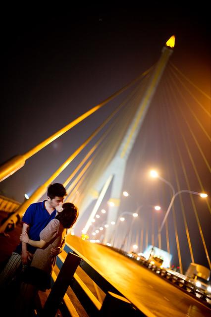 Bangkok Wedding Photographer - Thailand Bangkok Pre-Wedding (Engagement Session)