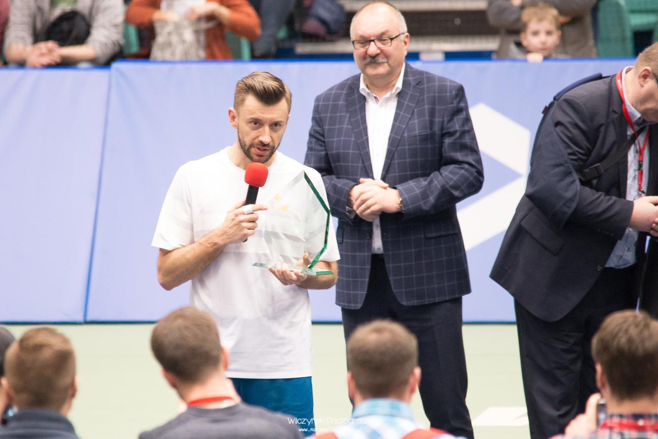 Open Wroclaw - Michał Przysiężny - Jurgen Melzer