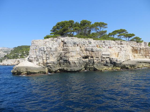 Croisière dans les Calanques - Marseille