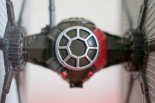 Titanium vs Hot Wheel HW-11