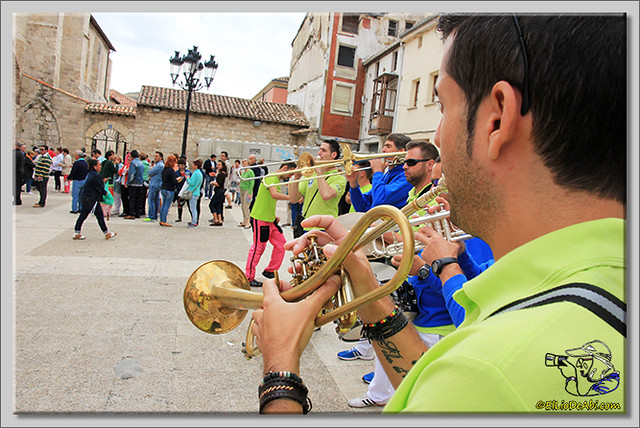 Briviesca en Fiestas 2.015 Segundo encierro Sopas de ajo y encierro infantil (10)