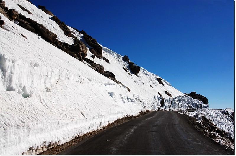 Mount Evans road (Hwy 5) 11