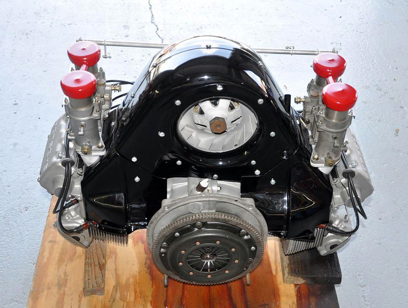 1964 Porsche 904 Engine (TYP 587/3)